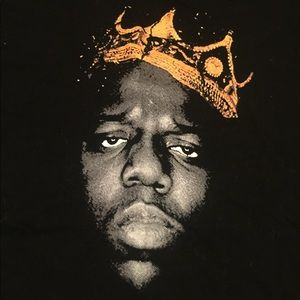Other - Notorious BIG Biggie Smalls Shirt
